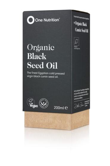 Buy Organic Black Seed Oil 200ml