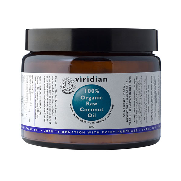 V eridian coconut oil